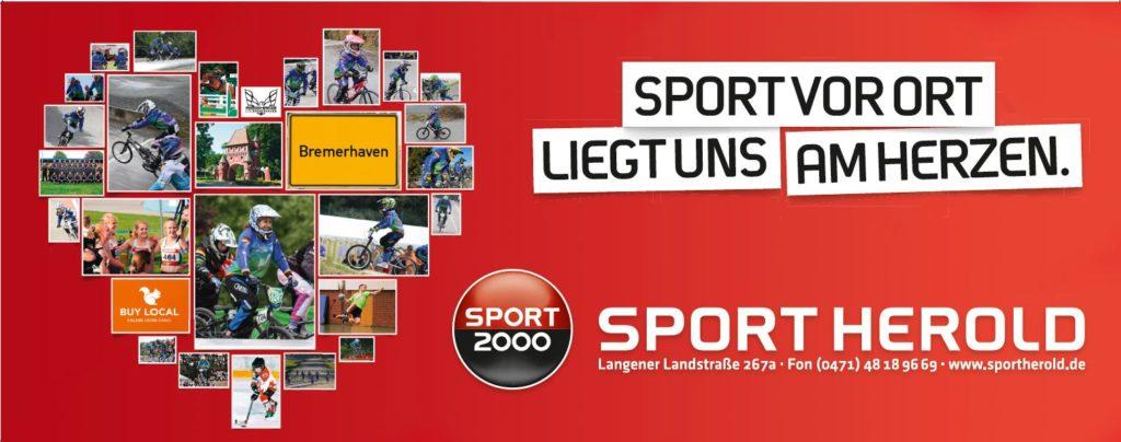 Anzeige  Sport Herold